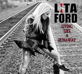 Lita Ford Reveals 'Living Like A Runaway' Artwork And Tracklisting
