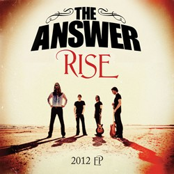 The Answer To Release 'Rise 2012 EP' on July 1st