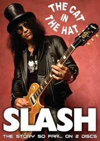 Slash 'The Cat In The Hat' DVD Documentary Due In August
