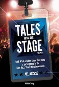 'Tales From The Stage' Book Coming On June 29th