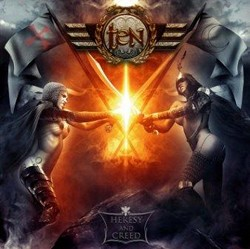 Ten Come Back With Their Tenth Studio Album 'Heresy And Creed'