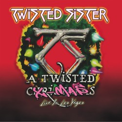 Twisted Sister Delivering 'A Twisted Xmas' DVD On October 30th