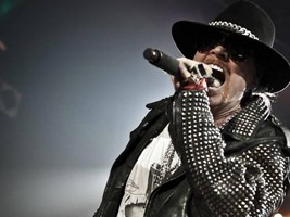 Axl Rose Says New Guns N' Roses Music Will Come Sooner Than 'Chinese Democracy' Did
