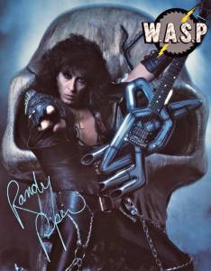 Former W.A.S.P. Guitarist Randy Piper Searching For Vocalist
