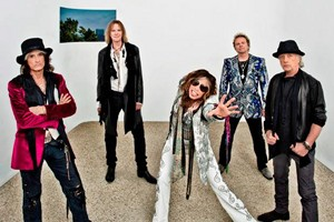 Aerosmith Go Live On The Streets Of Boston With AXS TV