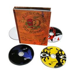 Alice Cooper Releasing Condensed Version Of 'Old School: 1964-1974'