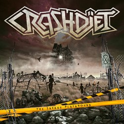 Crashdiet Reveal 'The Savage Playground' Details