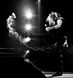 Sebastian Bach To Release Live DVD/CD Package 'Abachalypse Now'