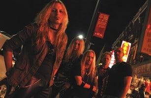 Slik Toxik Frontman's Famous Underground Signs Record Deal