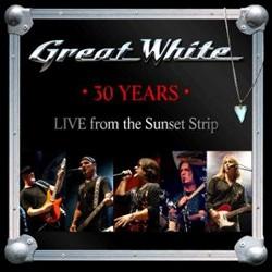 Great White Celebrate 30th Anniversary With Live Album