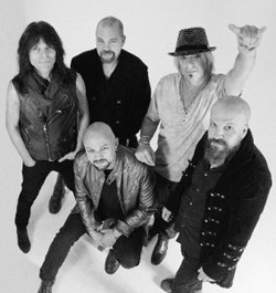 Geoff Tate's Queensryche Signs With Cleopatra Records For New Album