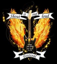 Tesla Headlining Shout It Out Loud Festival