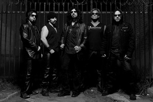 Leatherwolf Hit The Road In Support Of 'Unchained'