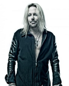 Motley Crue's Vince Neil Rushed To Hospital In Australia