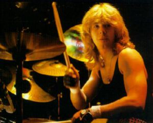 Former Iron Maiden Drummer Clive Burr Dead At Age 56