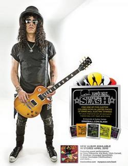 Slash Offers Unsigned Bands The Chance To Record 3-Song EP With Him