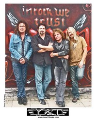 Y&T Hoping To Release New CD On June 1st