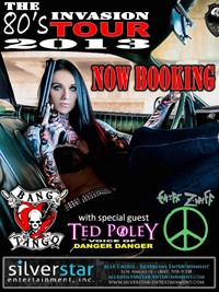 Bang Tango, Enuff Z'Nuff And Ted Poley Hitting The Road In August