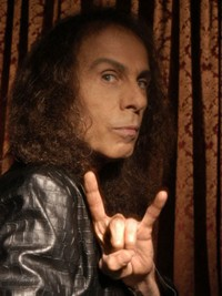 Ronnie James Dio Has A Long Road To Travel In Cancer Battle