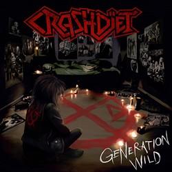 Crashdiet Unveil Artwork For 'Generation Wild'