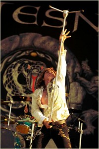Whitesnake Committed To Writing And Recording In 2010