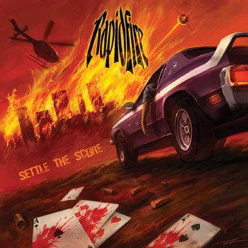 Rapidfire Settle The Score Reissue Out Now