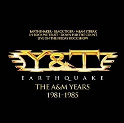 Y&T Unleash An 'Earthquake' On Upcoming 4CD Collection