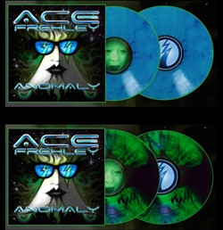 Ace Frehley's 'Anomaly' Gets Released As Limited Edition Vinyl