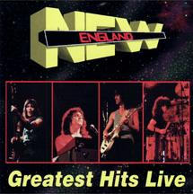 New England Greatest Hits Live