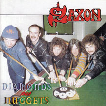 Saxon Releasing Diamonds & Nuggets In June
