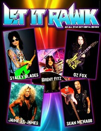 Black 'N Blue And Stryper Members Take Part In All-Star Tribute To The Sunset Strip
