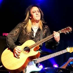 Cinderella Guitarist Finishing Up Solo Album