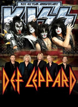 KISS And Def Leppard Hitting The Road Together