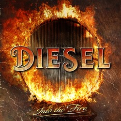 Diesel Releasing 'Into The Fire' On May 23rd