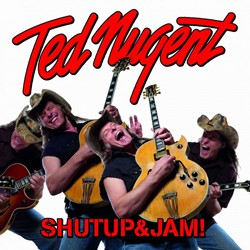 Ted Nugent Gets Ready To 'Shutup&Jam!' In July