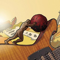 Mr. Big Guitarist Releasing 'Stone Pushing Uphill Man' In August