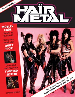'The Big Book Of Hair Metal' Coming In August
