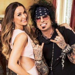 Nikki Sixx And Wife Courtney Plan To Have A Child This Year