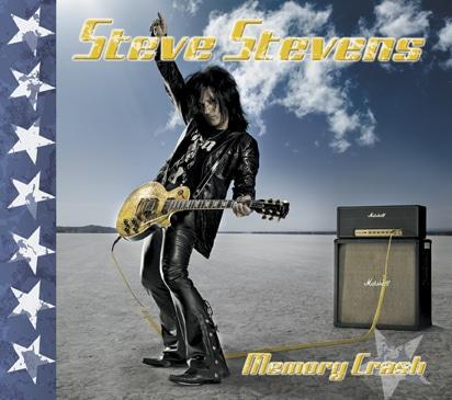 Steve Stevens Memory Crash