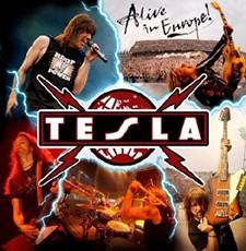 Tesla To Release 'Alive In Europe' On April 23rd