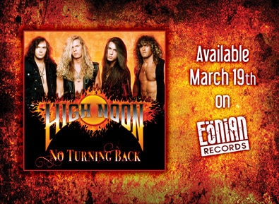 Eonian Records Announce Release Date For High Noon