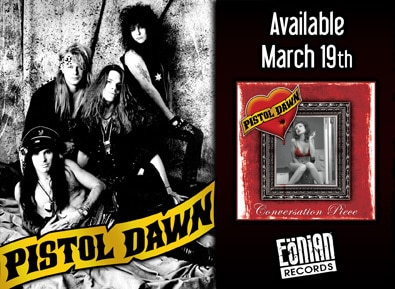 Eonian Records Announce Release Date For Pistol Dawn