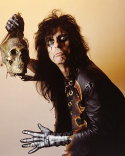 Alice Cooper Hints At New CD Title