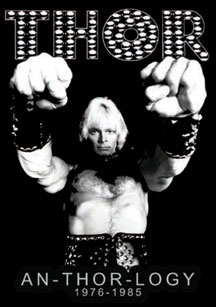 Thor An-Thor-Logy: 1976-1985 DVD