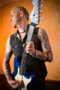 Gary Hoey Goes On Tour With Jeff Beck