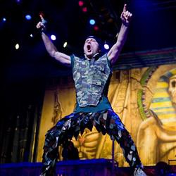 Iron Maiden Album The Final Frontier Nearly Completed