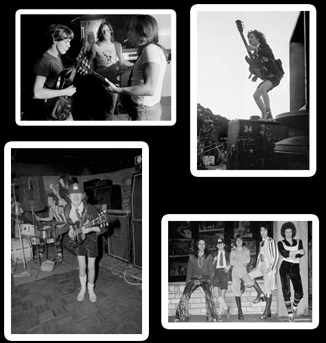 AC/DC Take Over Proud Camden Gallery And You're Invited