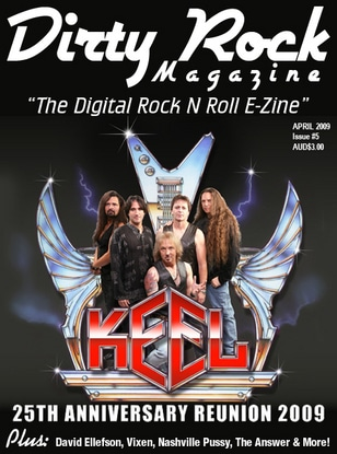 Dirty Rock Magazine Issue 6 Now Available