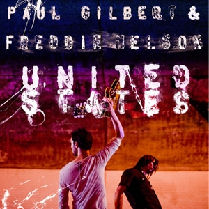 Paul Gilbert In Collaboration With Freddie Nelson Release United States