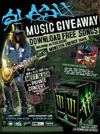 Monster Energy Presents The Ultimate Slash Experience
